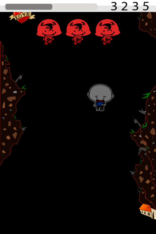 Screenshot Sinner's Run