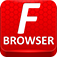 F Browser - Fine Internet Browser  (With File Downloader & Video Player)