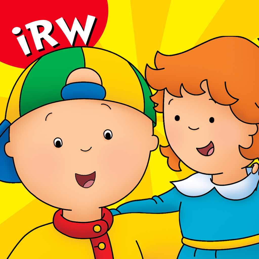 mzl.hkrtovni iRead With: Caillou: What's That Funny Noise? by Tribal Nova  Review
